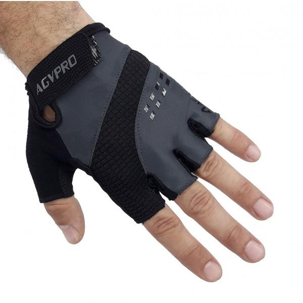 Γάντια με κομμένα δάκτυλα AGVPro Cycle D-20