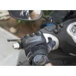 Δερμάτινα γάντια AGVpro X-5 Carbon, καλοκαιρινά