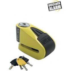 Κλειδαριά δίσκου με συναγερμό AUVRAY B lock 06, μαύρο/κίτρινο