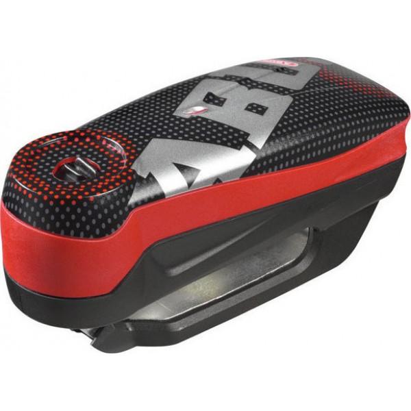 Κλειδαριά δίσκου ABUS Detecto 7000 RS1, Pixel Red