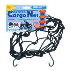 Διχτάκι Oxford Cargo net, μαύρο