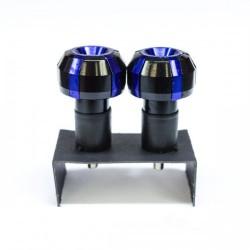 Αντίβαρα τιμονιού Universal Xinli XL-350 μαύρο/μπλε
