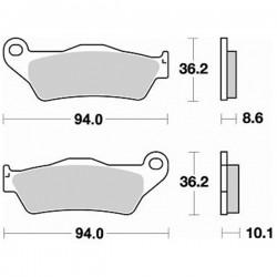 Τακάκια Braking 794SM1 (FA363), GS 850/1100/1150/1200 (R)
