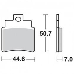 Τακάκια Braking 883SM1 (FA355), JOYMAX 250/300 (F), GRAND DINK 250 (F)