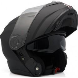 Κράνος flip-up ZEN ZN-908, μαύρο ματ