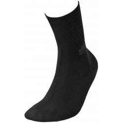 Κάλτσες υγείας Deomed Bamboo, μαύρες