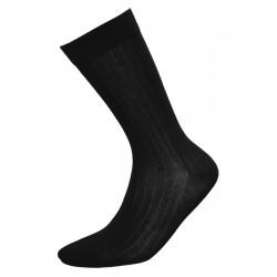 Κλασικές ανδρικές κάλτσες, μαύρο