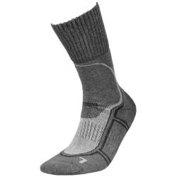 Κάλτσες Trekking γκρι ανοιχτό/γκρι σκούρο