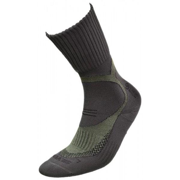 Κάλτσες Trekking silver σκούρο γκρι
