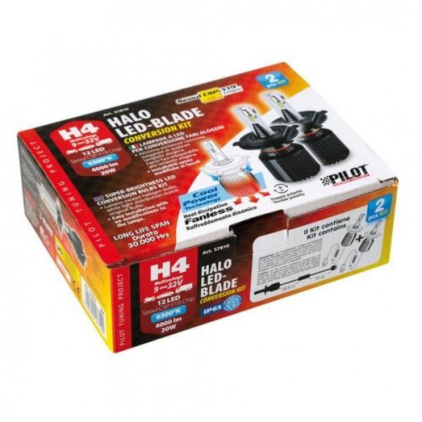 Lampa λάμπα LED H4 9-32V Halo Led Blade lamp 20w