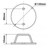 Βάση για αλυσίδα Lampa Shield 2