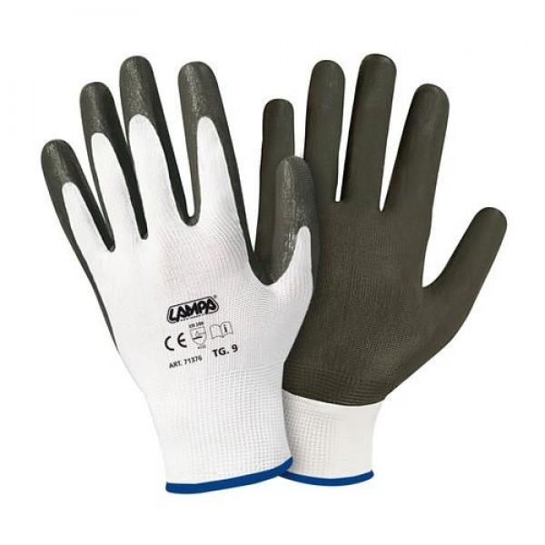 Γάντια εργασίας από Nitrile