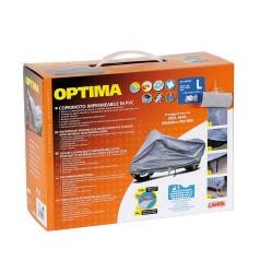 Κουκούλα μηχανής Optima (L) 229x99x125cm
