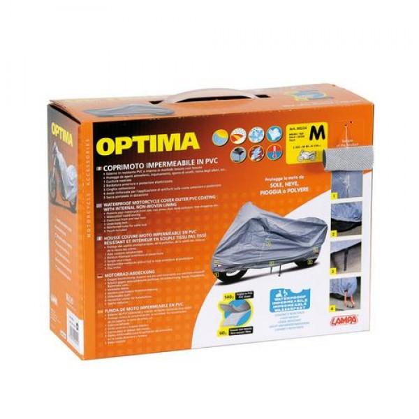 Κουκούλα μηχανής Optima (M) 203x119x89 cm