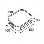 Βάση για ηλεκτρονικές συσκευές Lampa Multi Holder