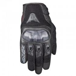 Καλοκαιρινά γάντια μηχανής Fovos Warrior μαύρο