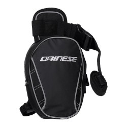 6b3f92cb8a Τσαντάκι μηρού Dainese Stealth Black Leg bag