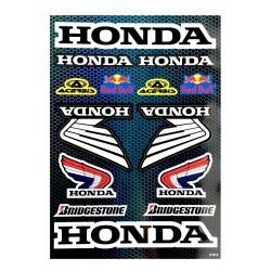 Αυτοκόλλητα Σετ Honda