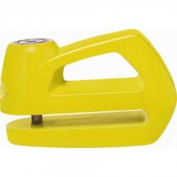 Κλειδαριά δίσκου ABUS Element 290 κίτρινο