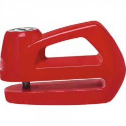 Κλειδαριά δίσκου ABUS Element 285, κόκκινη