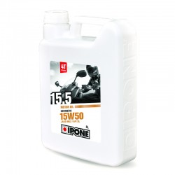 Ipone συνθετικό λάδι μηχανής 15.5 15W-50, 4λίτρα