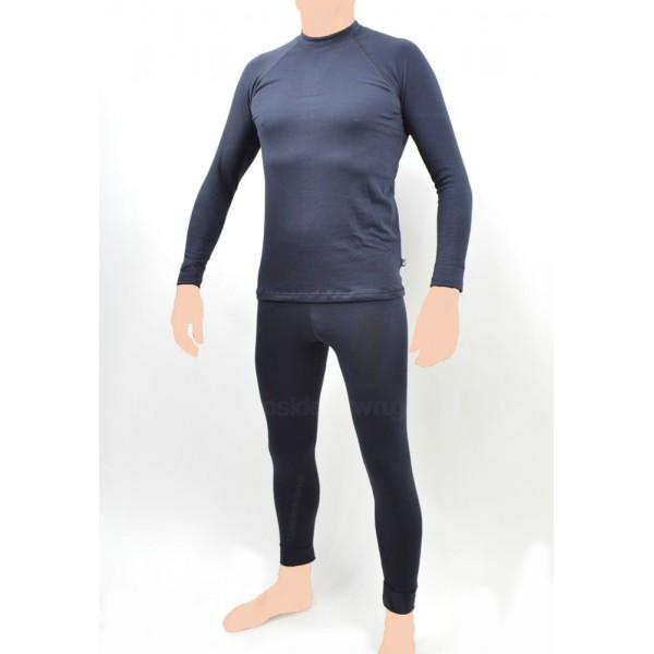 Ισοθερμικό σετ παντελόνι και μπλούζα Radical Black Iron