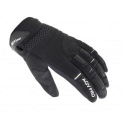 Καλοκαιρινά γάντια AGVpro Start μαύρο