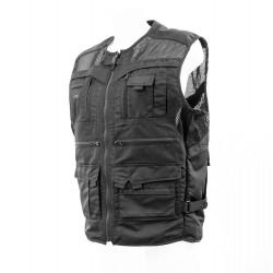 Γιλέκο μηχανής AGVPro Vest, μαύρο
